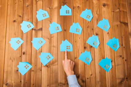 住宅リフォーム会社の選び方の図