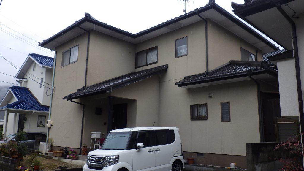 岡山の外壁塗装_岩津工務店_実例3